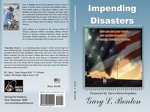 Impending Disasters Book Cover